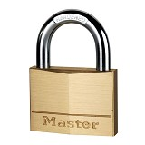MASTER LOCK Steel Shackle [160D] - Kunci Gembok